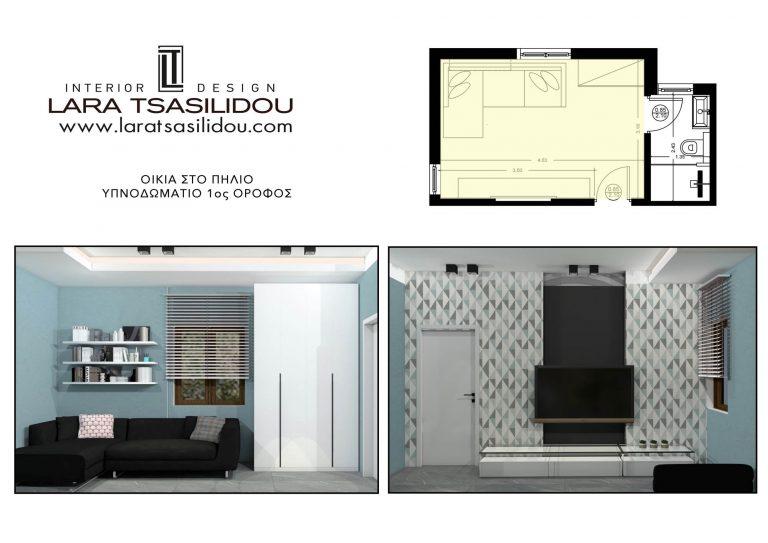 Villa-Pylio-internal-Bedroom-1st-floor-1