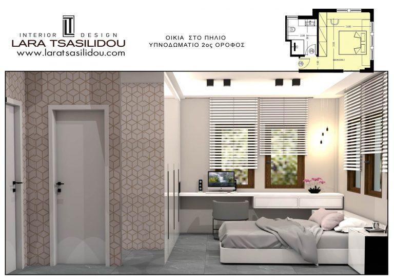 Villa-Pylio-internal-Girls-room-3