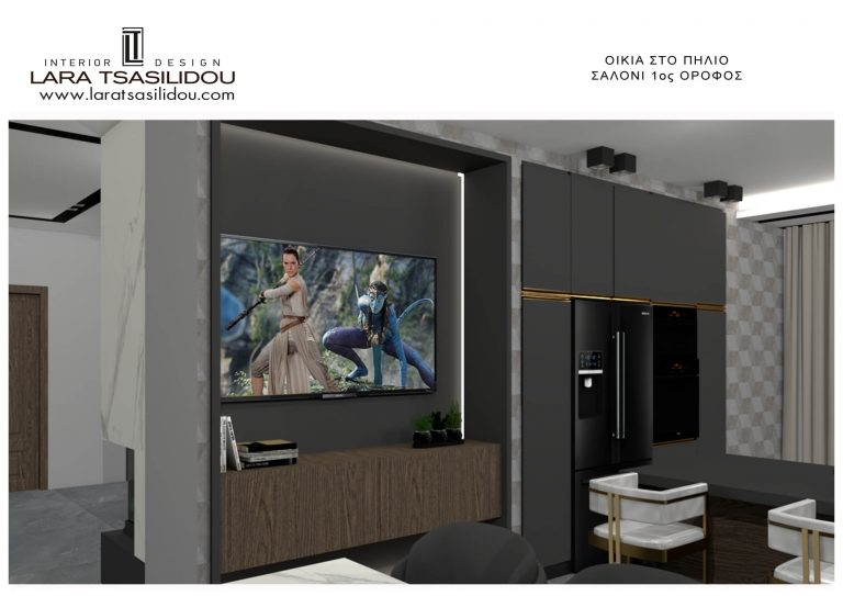 Villa-Pylio-internal-Living-room-1st-floor-4