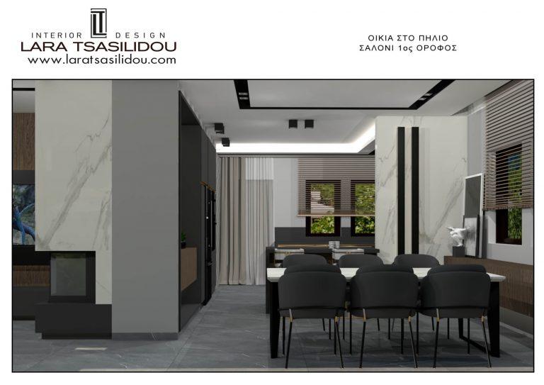 Villa-Pylio-internal-Living-room-1st-floor-8