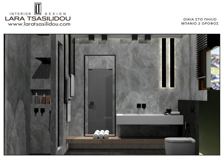 Villa-Pylio-internal-Master bedroom-6