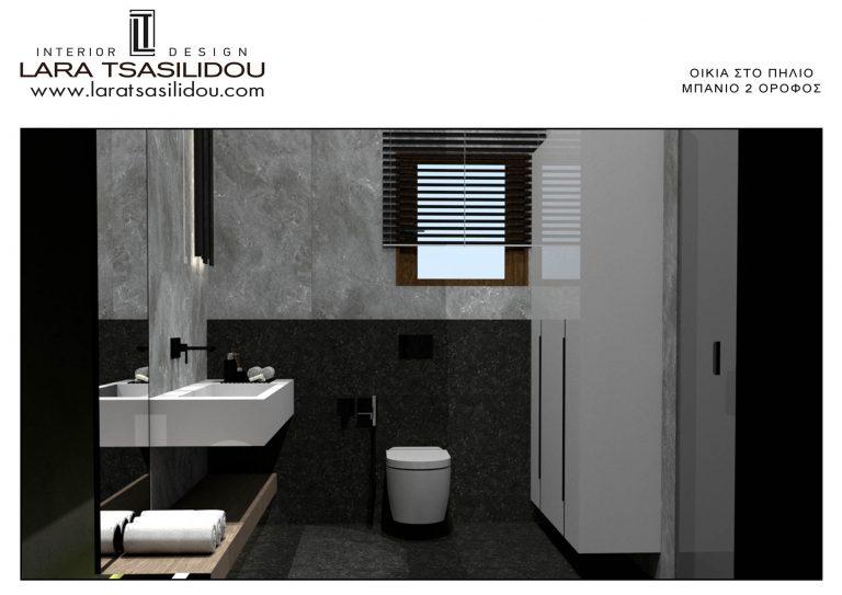 Villa-Pylio-internal-Master bedroom-7