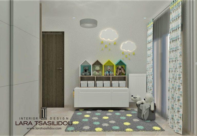 Παιδικό δωμάτιο Θεσσαλονίκη (2)