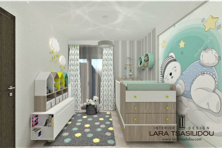 Παιδικό δωμάτιο Θεσσαλονίκη (3)