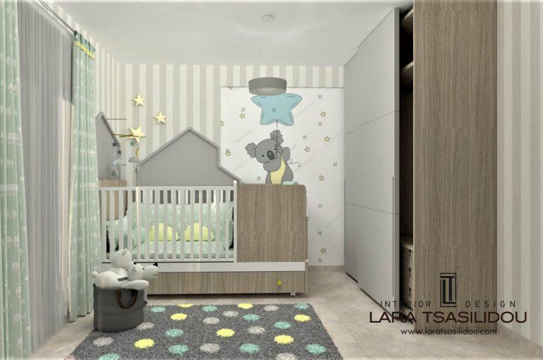 Παιδικό δωμάτιο Θεσσαλονίκη (6)