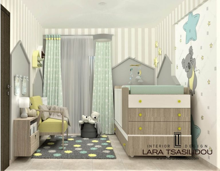 Παιδικό δωμάτιο Θεσσαλονίκη (7)