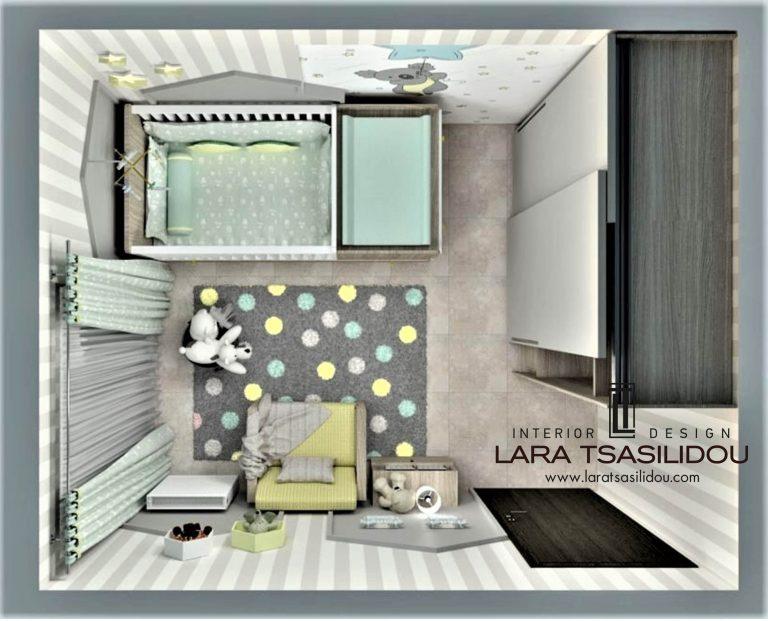 Παιδικό δωμάτιο Θεσσαλονίκη (8)